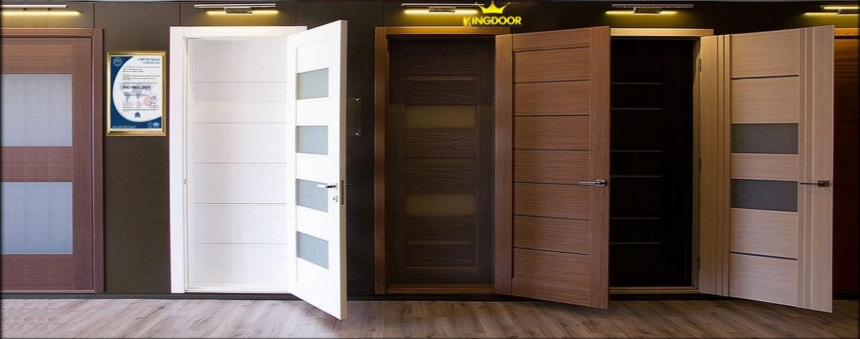 cửa gỗ công nghiệp 2