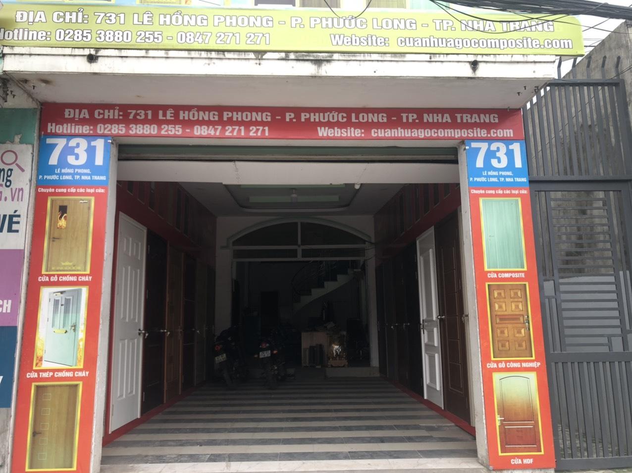 Đơn vị cung cấp cửa uy tín tại Nha Trang - Chi nhánh Kingdoor
