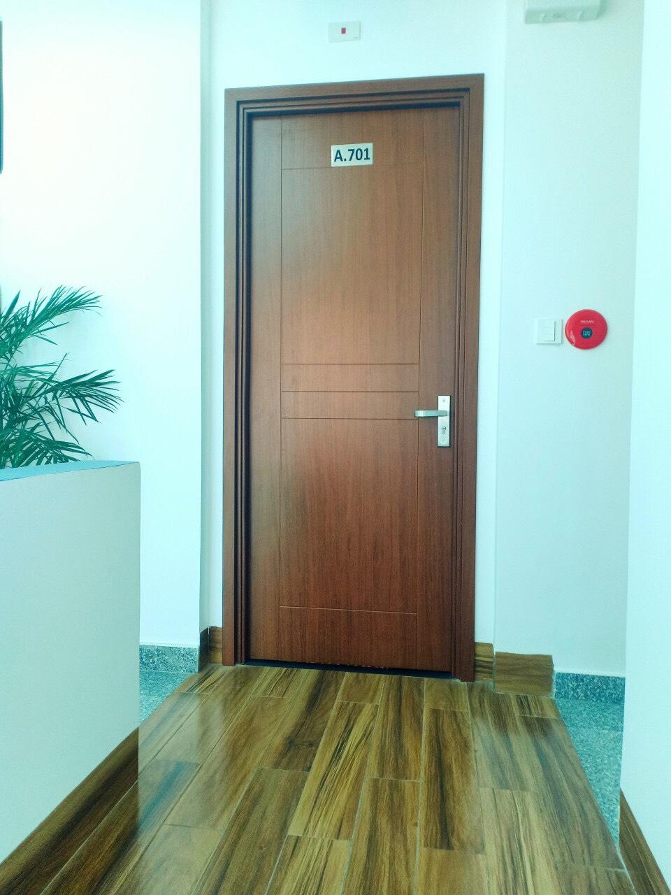 mẫu cửa dùng cho văn phòng
