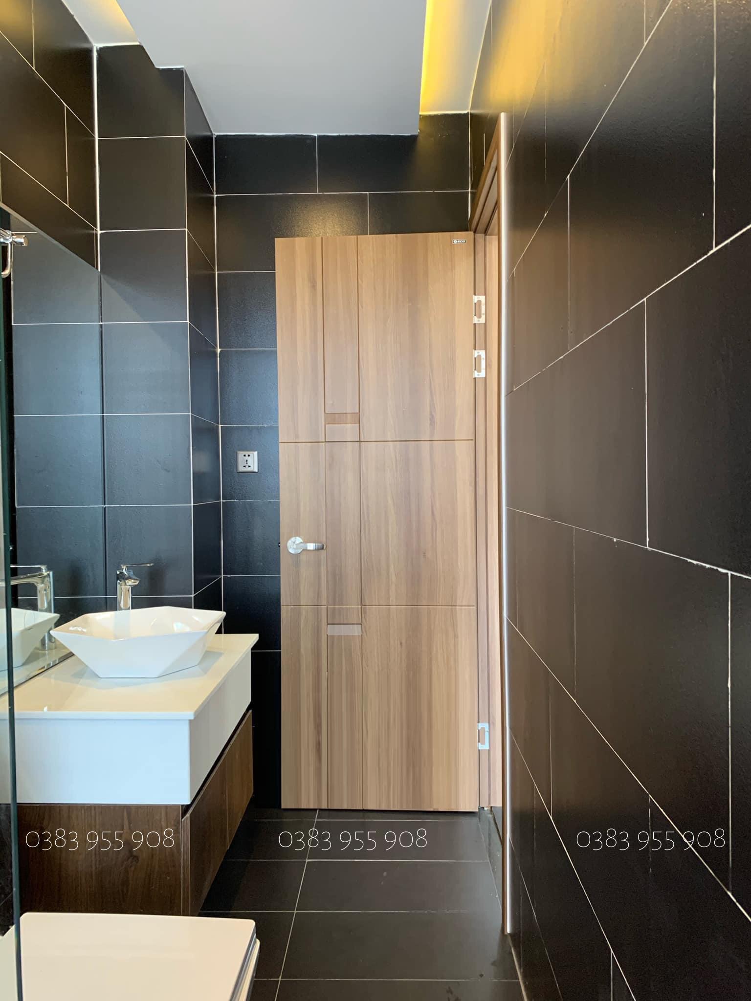Cửa nhựa ABS Hàn Quốc phù hợp với tất cả vị trí từ cửa nhà vệ sinh, cửa phòng ngủ,...