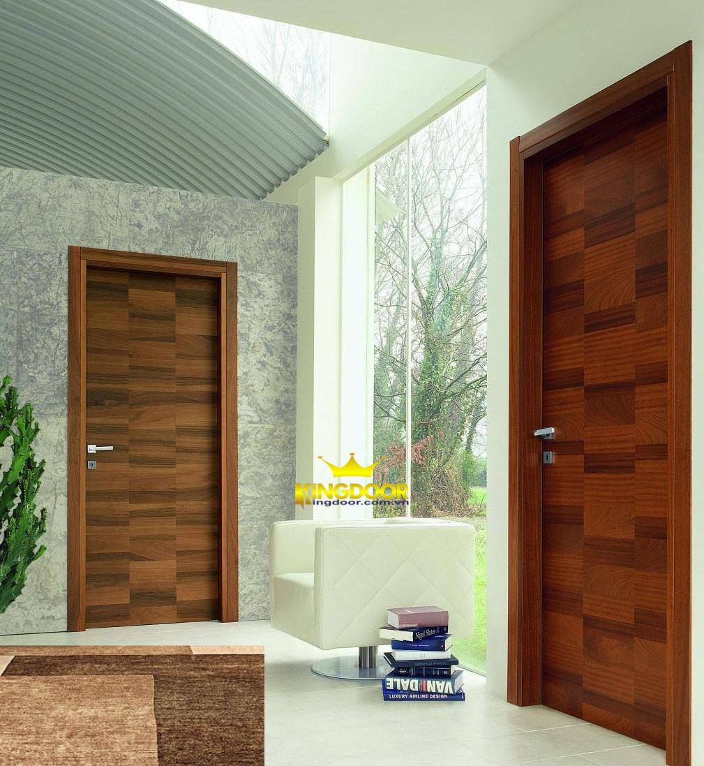 Báo giá cửa gỗ công nghiệp An Cường công ty Kingdoor