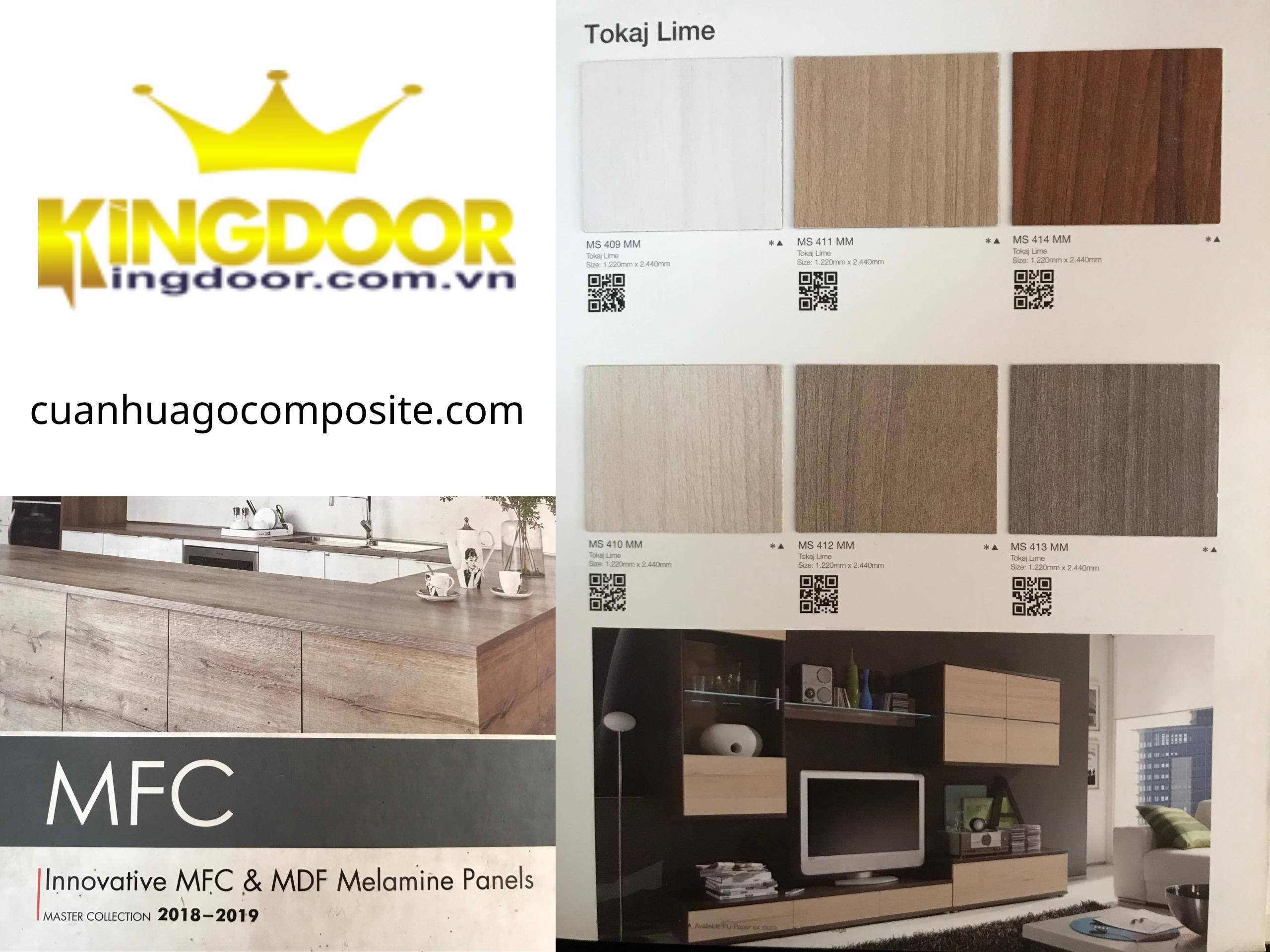 Báo giá cửa gỗ công nghiệp tại Cam Ranh