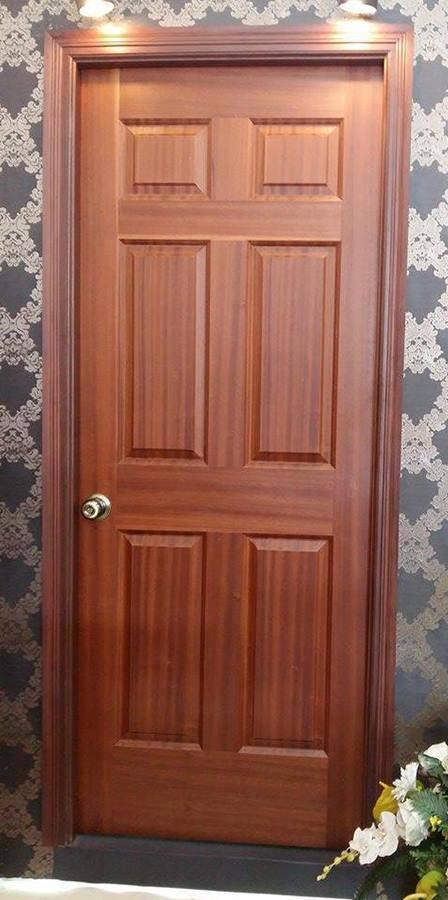 Ảnh mẫu cửa gỗ công nghiệp HDF - Kingdoor đơn vị cung cấp cửa uy tín tại Nha Trang