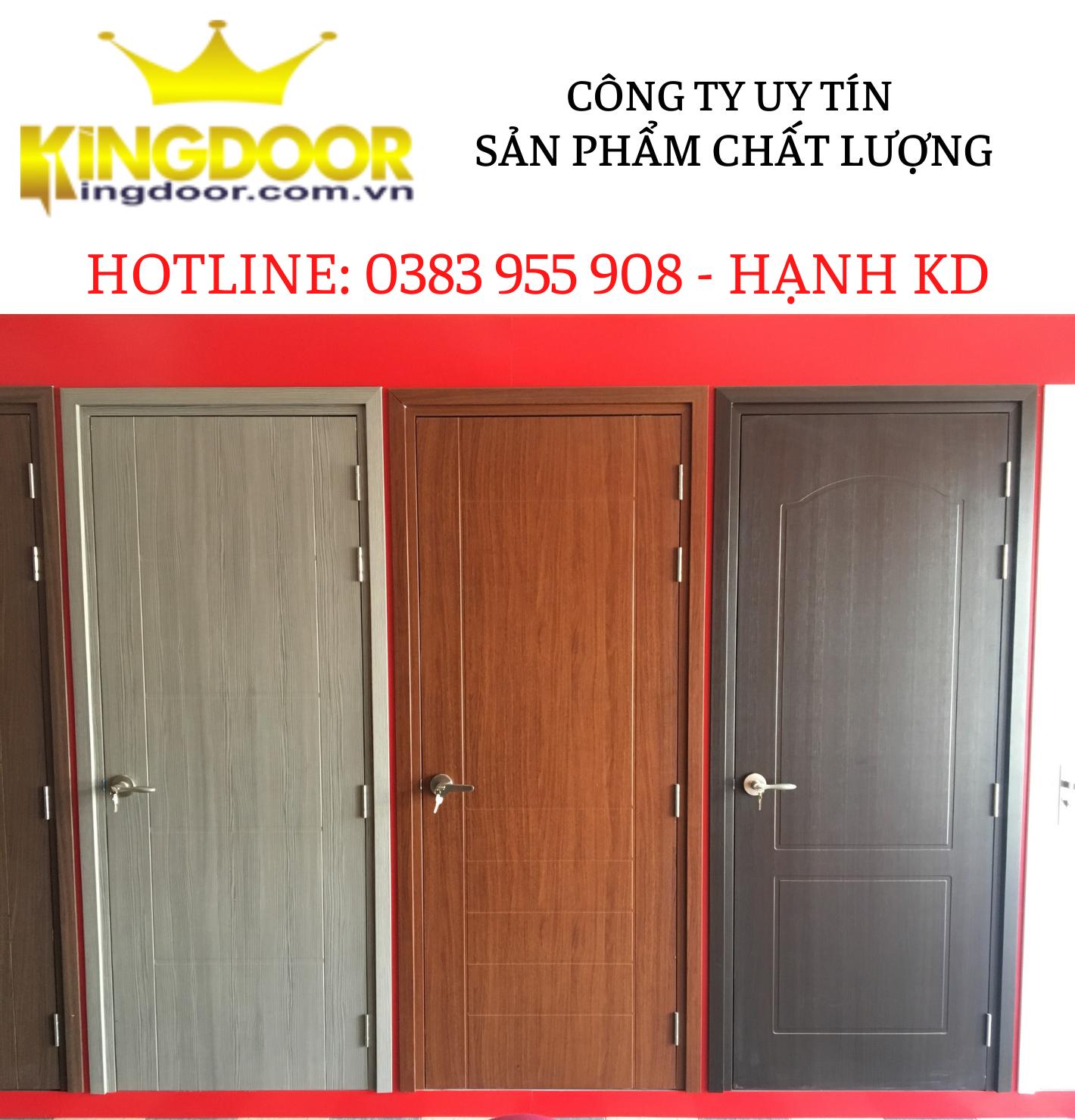 KINGDOOR - Đơn vị cung cấp và thi công cửa Composite tại Cam Ranh - Nha Trang - Ninh Hòa