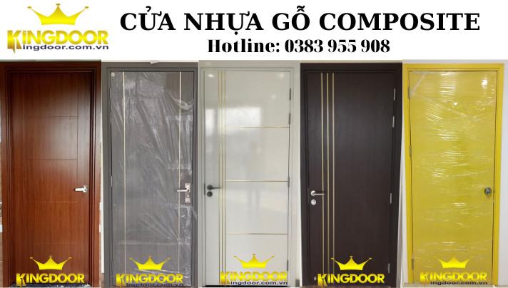 KINGDOOR - Đơn vị chuyên cung cấp và thi công cửa nhựa gỗ Composite tại Cam Ranh - Nha Trang - Ninh Hòa